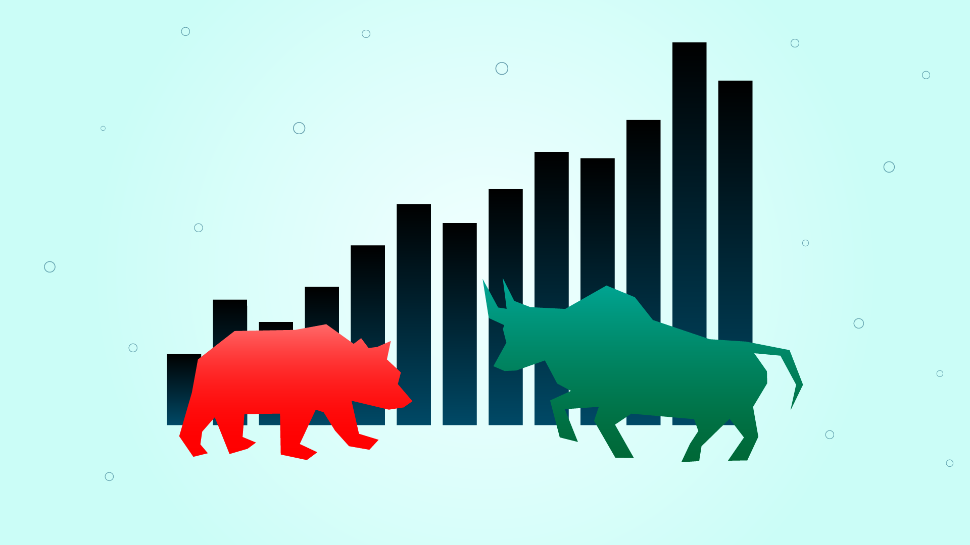 مفهوم بازار خرسی و بازار گاوی
