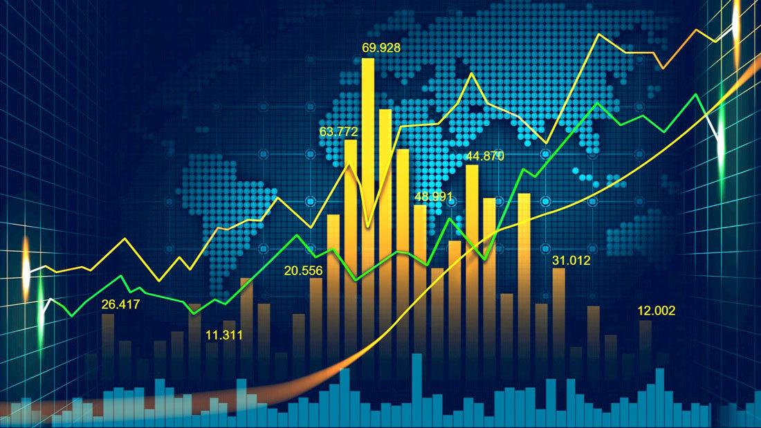 انواع نمودار در تحلیل تکنیکال