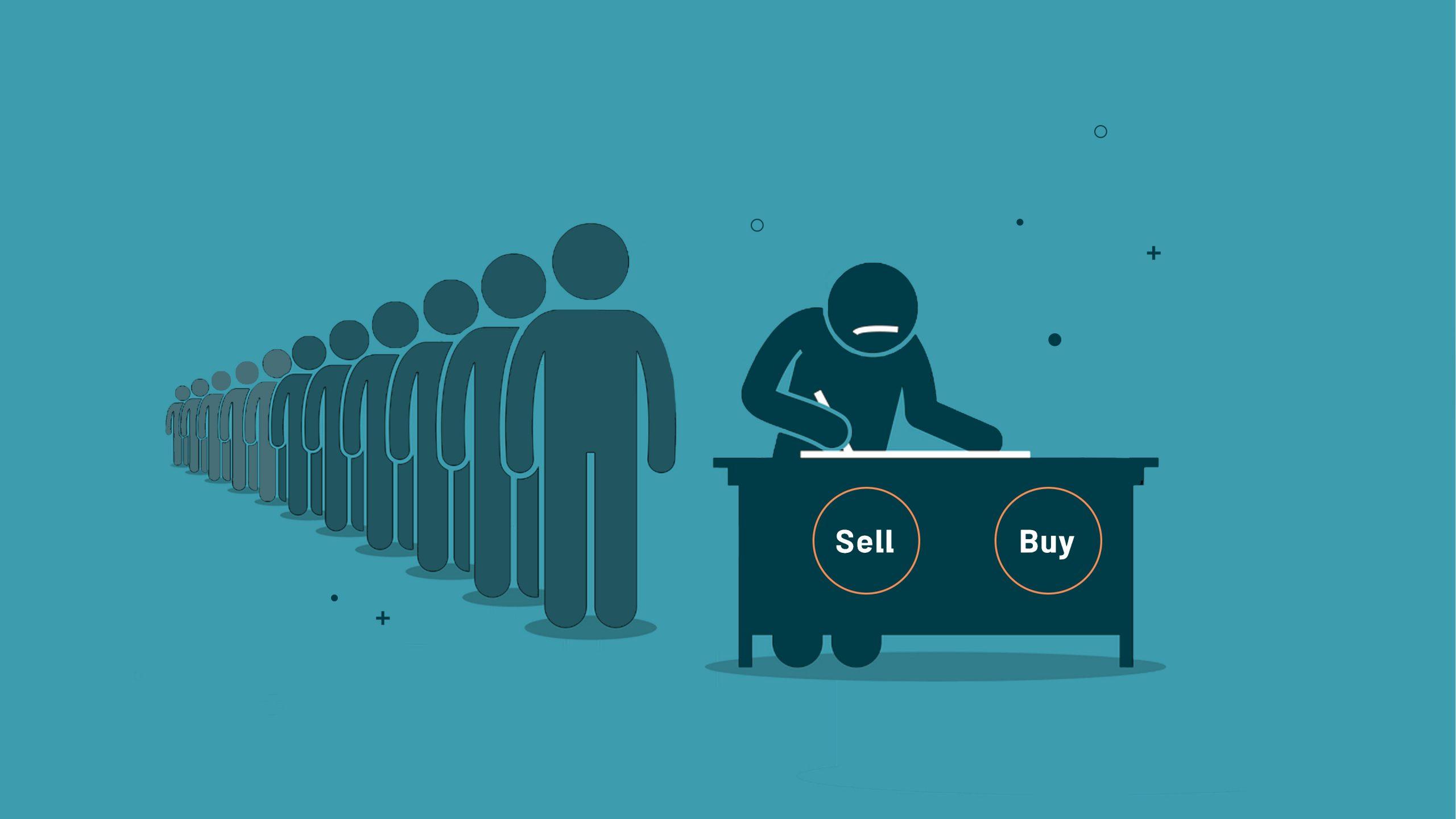 صف خرید و صف فروش چیست؟