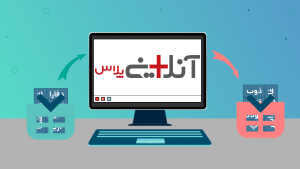 ارسال سفارش خرید یا فروش یک نماد در آنلاین پلاس