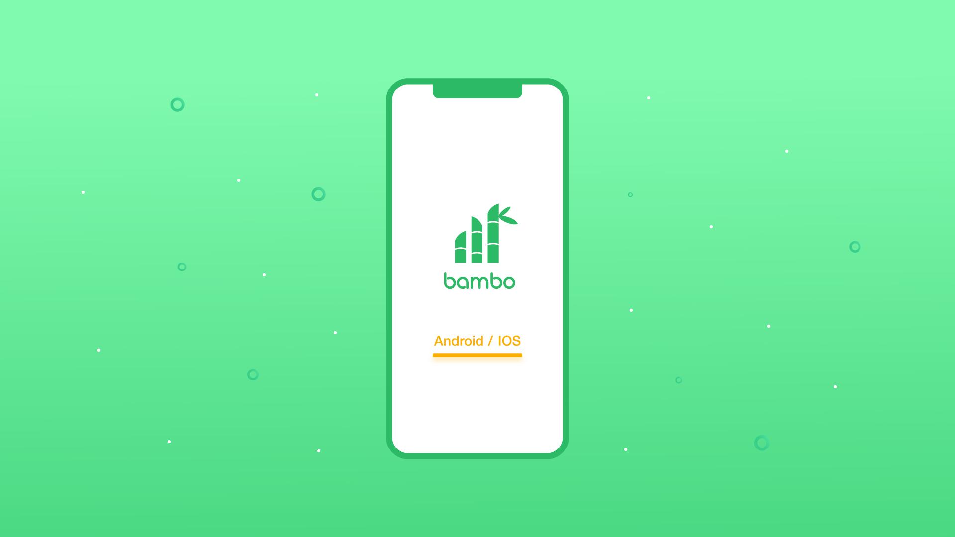 معرفی اپلیکیشن مشاوره مالی بامبو