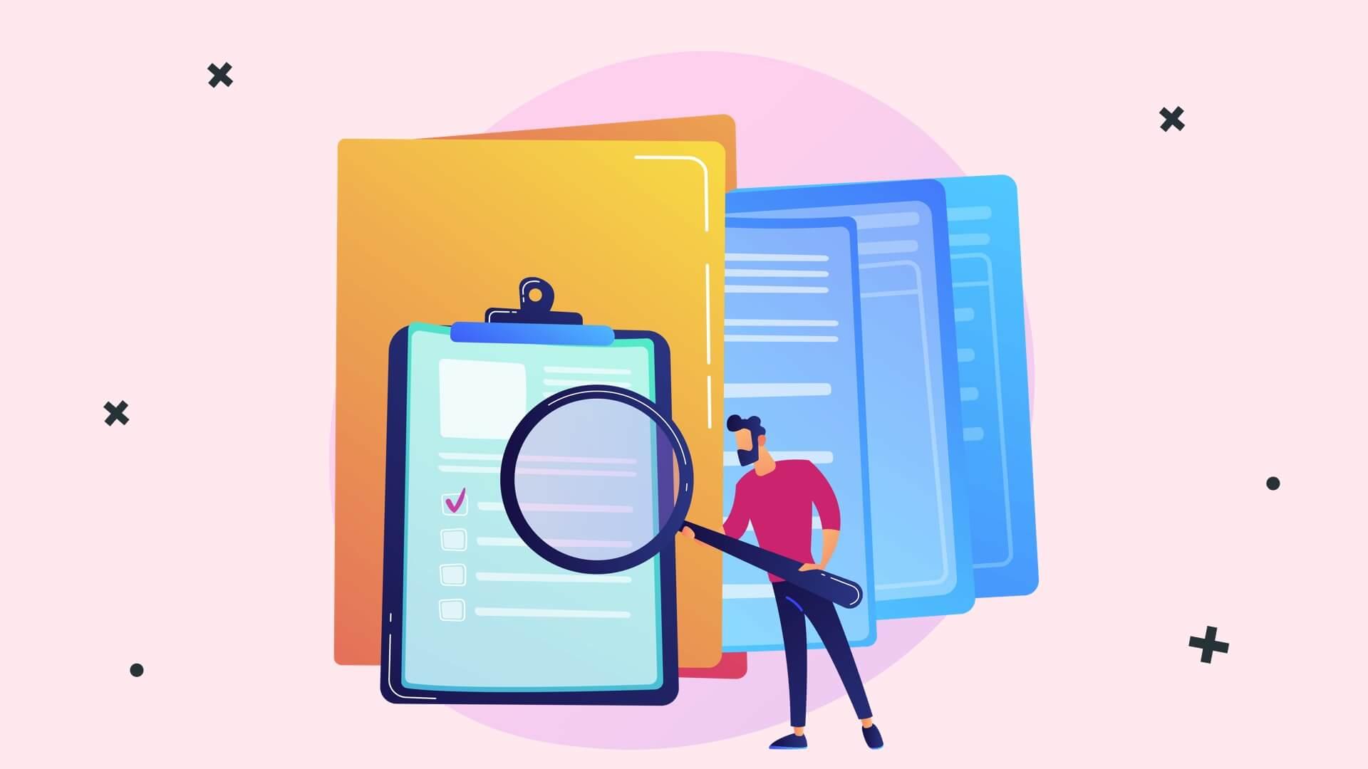 پنجره نمایش اطلاعات در مفید تریدر